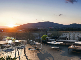 Midnight - 3 Bedroom Penthouse with Rooftop Terrace