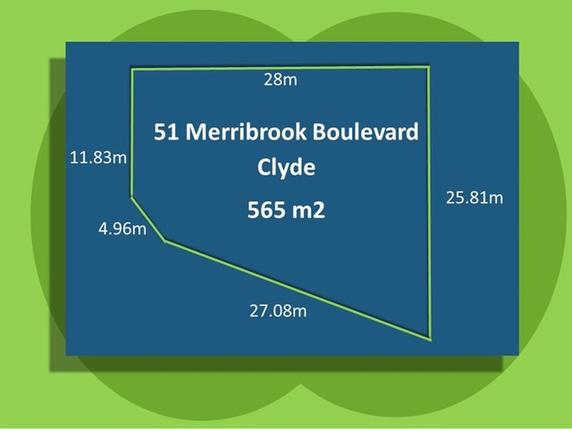 51 Merribrook Boulevard, Clyde VIC 3978