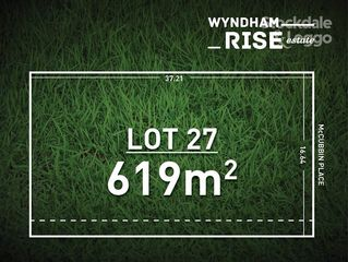 Lot 27 Wyndham Rise Estate