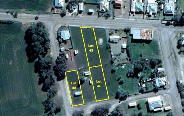 Lots 43, 46 & 48 Gulnare-Spalding Rd, Hall St & Goyder Hwy, Gulnare SA 5471