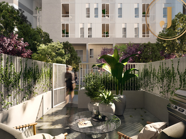 Jardin - 1, 2 & 3 bedroom apartments, Greenway ACT 2900