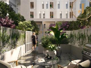 Jardin - 1, 2 & 3 bedroom apartments