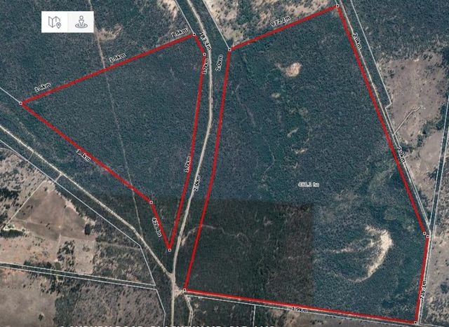 1196 Acres Aurburn Road, Chinchilla QLD 4413