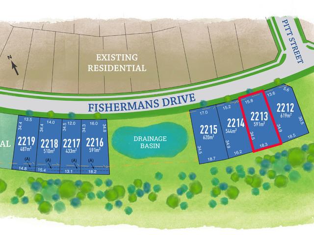 Lot 2213/null Fishermans Drive, Teralba NSW 2284