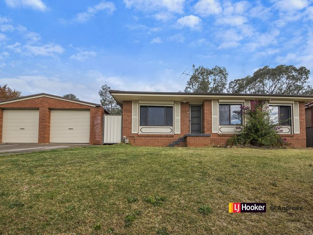 16 Peridot Close, Eagle Vale NSW 2558