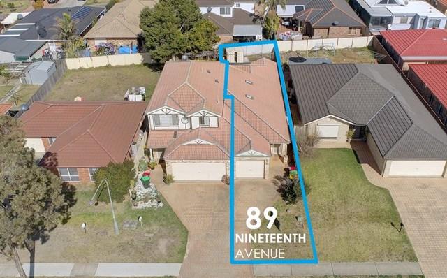 89 Nineteenth  Avenue, Hoxton Park NSW 2171