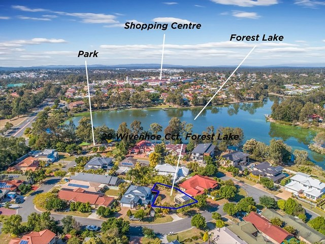 29 Wivenhoe Cct, Forest Lake QLD 4078