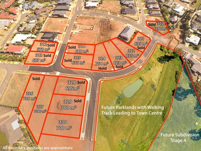 Cnr Clifton Drive And Halletts Way, Bacchus Marsh VIC 3340