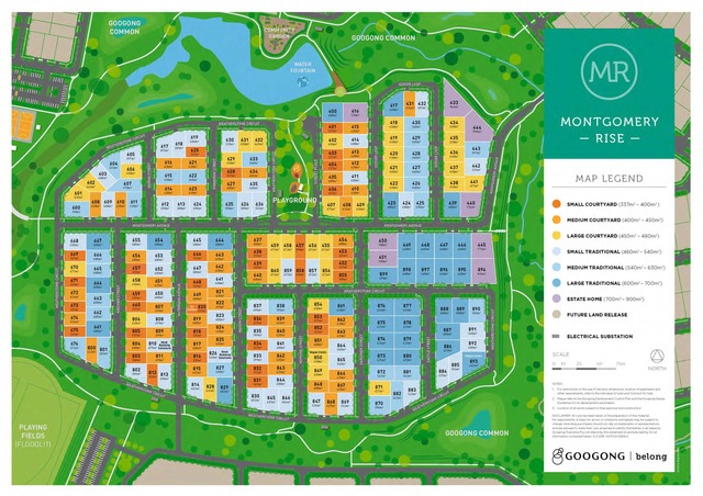 Montgomery Rise - Lot 871, NSW 2620