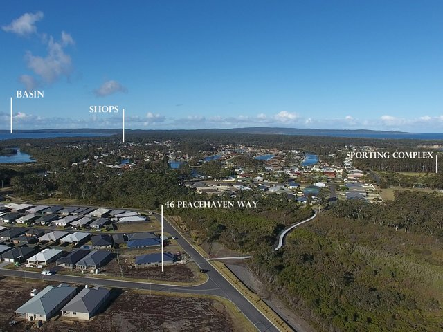 46 Peacehaven Way, Sussex Inlet NSW 2540