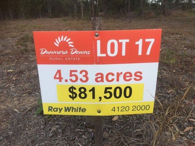 Lot 17 Lomandra Lane, Dunmora QLD 4650