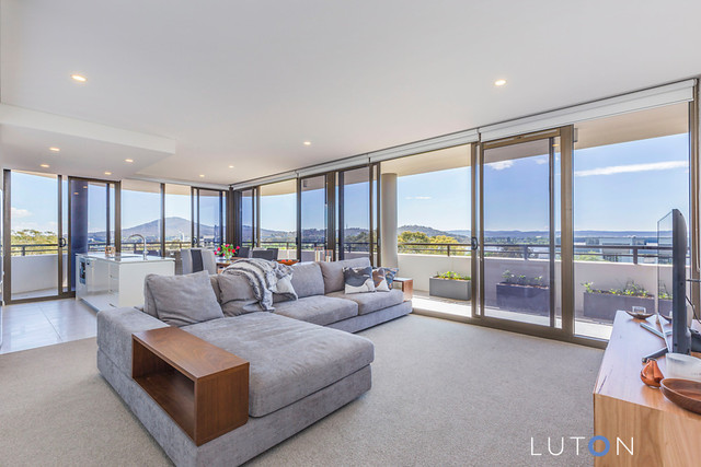 Spacious Living with Views