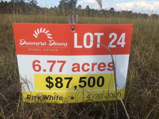 Lot 24 Lomandra Lane, Dunmora QLD 4650