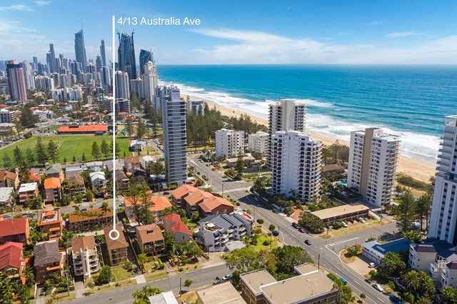 Unit 4/13 Australia Avenue, QLD 4218