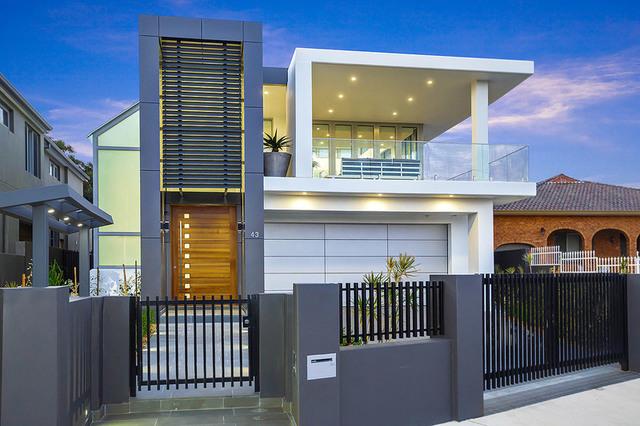 43 Barnstaple Road, Five Dock NSW 2046