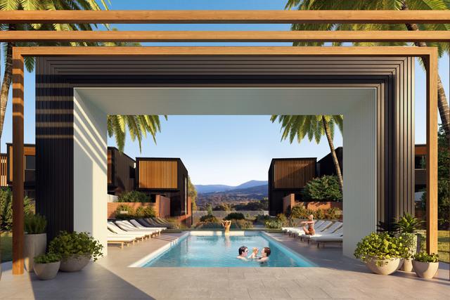 Avani Terraces - 4 Bedroom Terraces, Greenway ACT 2900