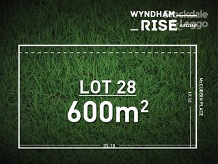Lot 28 Wyndham Rise Estate