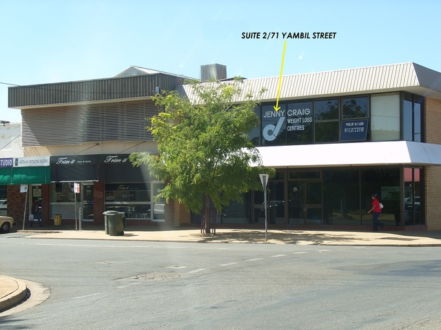 SUITE 2 / 71 Yambil Street, Griffith NSW 2680