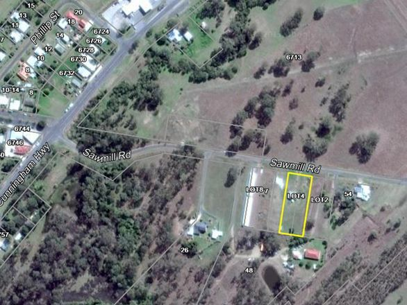 4 Sawmill Road, Aratula QLD 4309