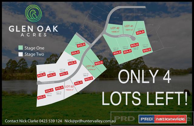Lot 36 - 42 Hillridge Close, Glen Oak NSW 2320