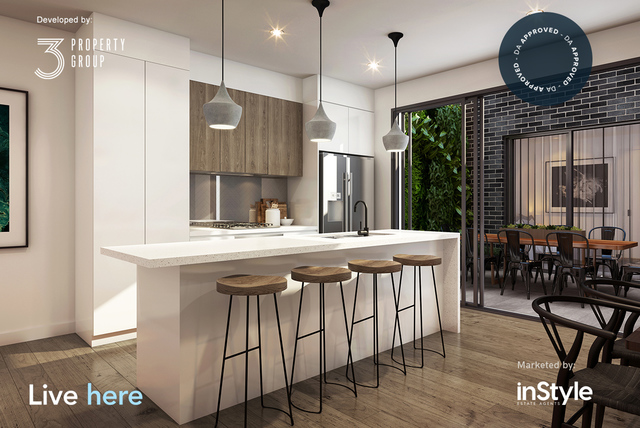 Tempo Collective - Executive three bedroom triplet, Throsby ACT 2914