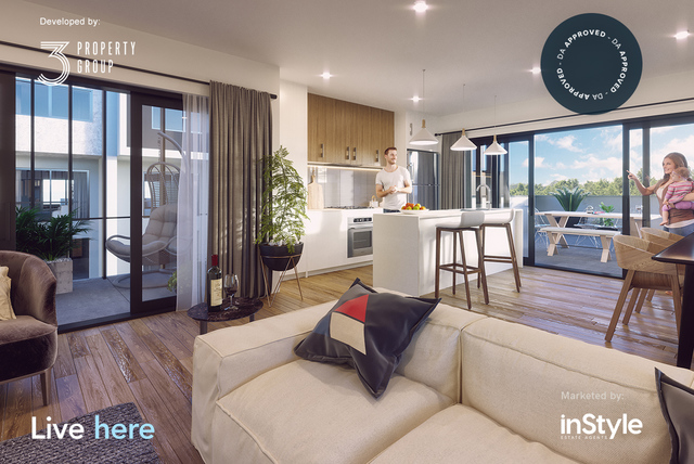 Tempo Collective - Premier three bedroom triplet, Throsby ACT 2914