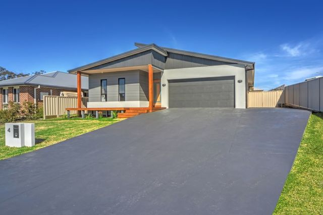 4 Alata Crescent, NSW 2541