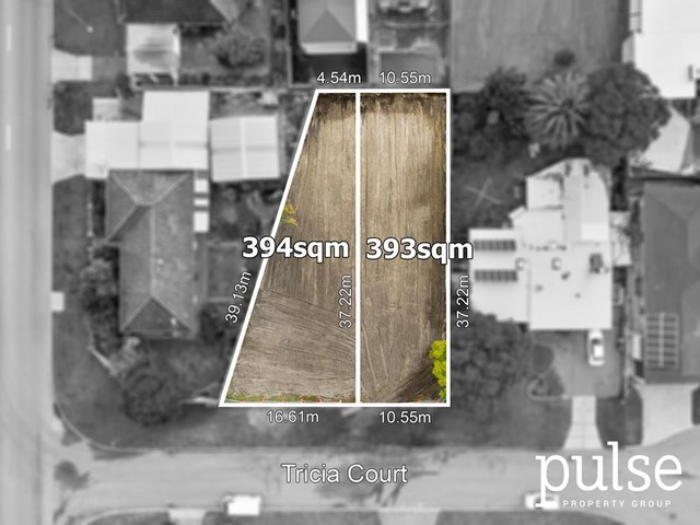 Lots 1 & 2, 4 Tricia Court, Shelley WA 6148