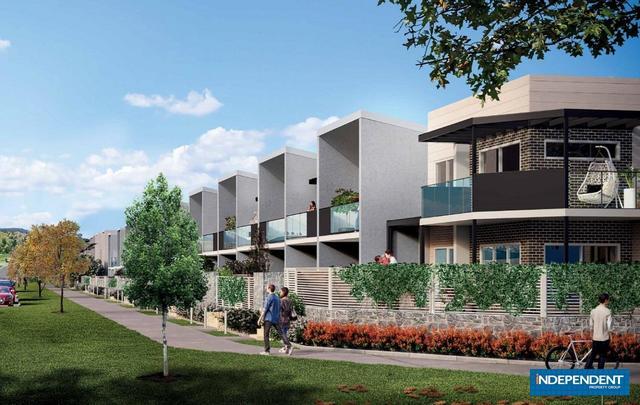 Villa Nova - Type B - Cnr Edgeworth Parade & Colbung Street, Coombs ACT 2611