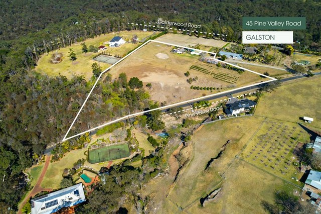 45 Pine Valley Road, Galston NSW 2159