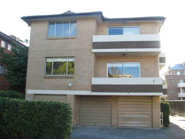 6/1 Homebush Road, Strathfield NSW 2135