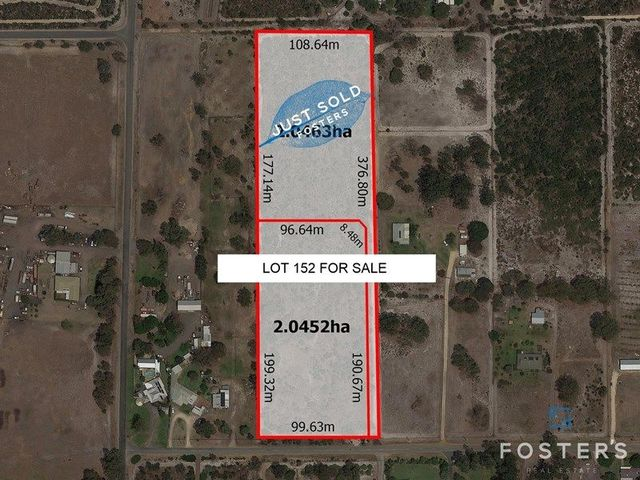 Lot 152 Cumming Rd, Oakford WA 6121