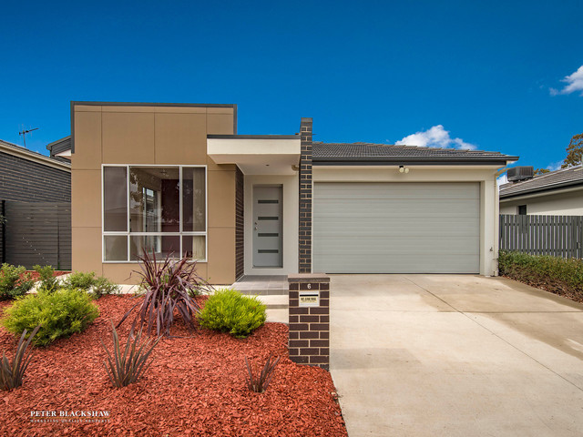 6 Les Edwards Street, Forde ACT 2914