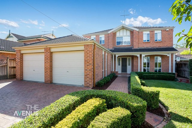 181 Excelsior  Avenue, Castle Hill NSW 2154