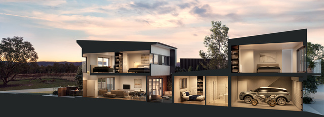 Avani Terraces - Live here, Greenway ACT 2900