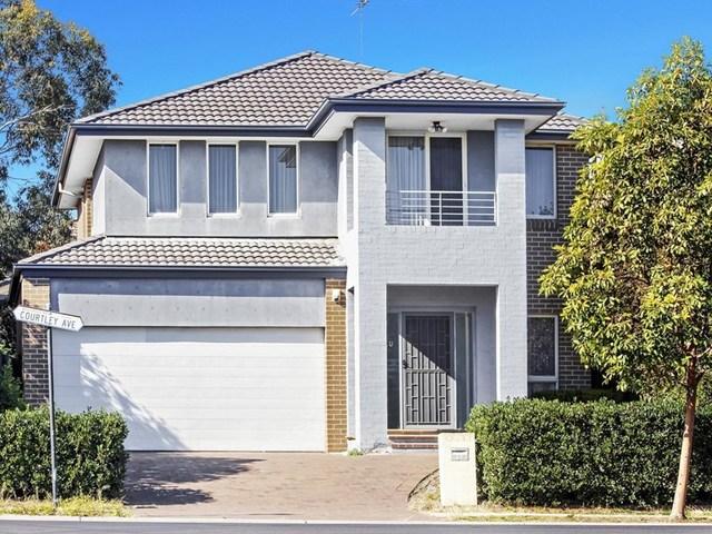 24 Courtley Avenue, Kellyville Ridge NSW 2155
