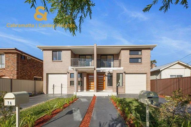7A Premier Street, Canley Vale NSW 2166