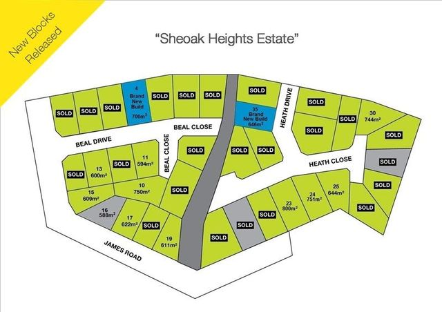 Sheoak Heights Estate, Clare SA 5453