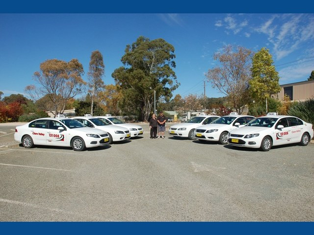 Taxi Service, Clare SA 5453