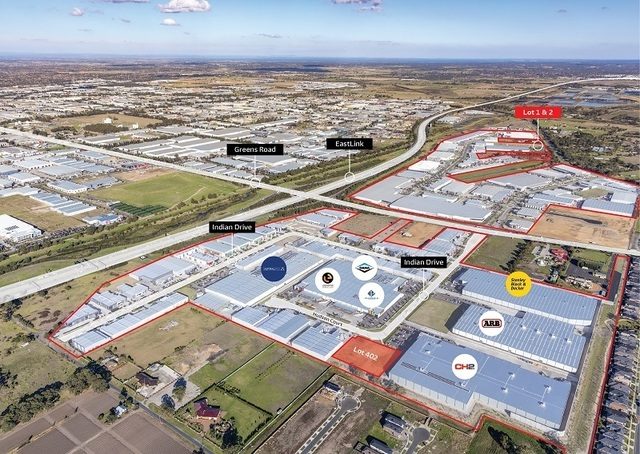 Final 3 Lots The Key Industrial Park, VIC 3173