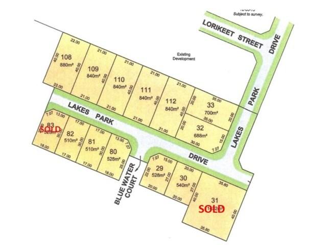 Lakes Park Drive Stage 2, Ob Flat SA 5291