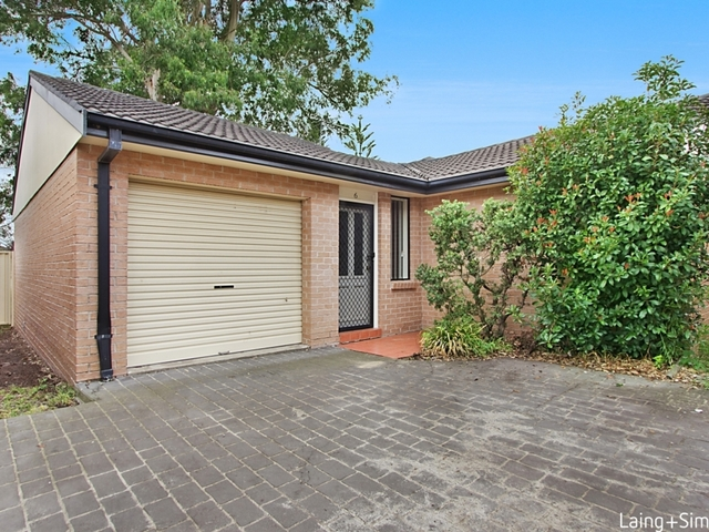 6/82 Hampden Road, South Wentworthville NSW 2145