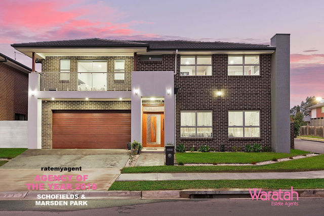 38 Fairfax Street, The Ponds NSW 2769