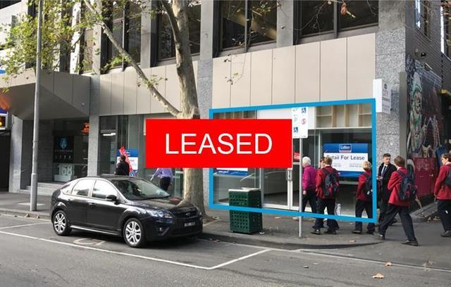Shop 2, 168  Exhibition Street, Melbourne VIC 3010