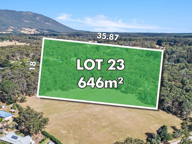 Lot 23 Clover Tree Circuit, Woodland Views Estate, Woodend VIC 3442
