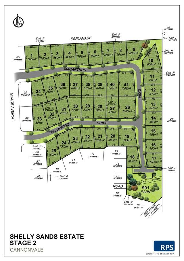 Lot 19 Macarthur Drive, Cannonvale QLD 4802
