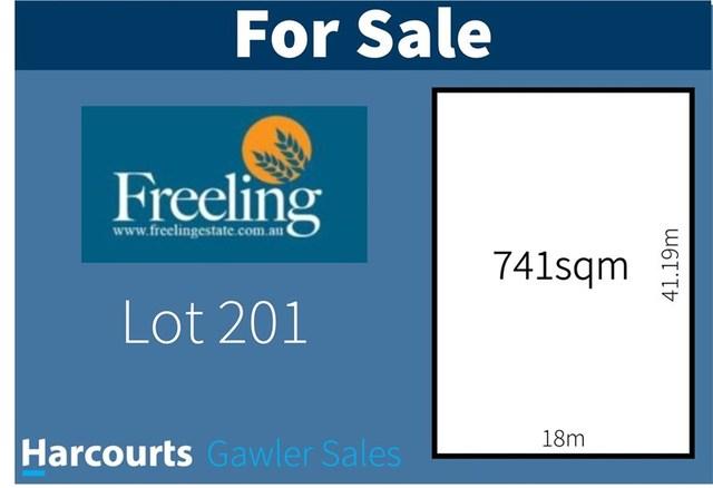 Lot 201 Roche Street, Freeling SA 5372