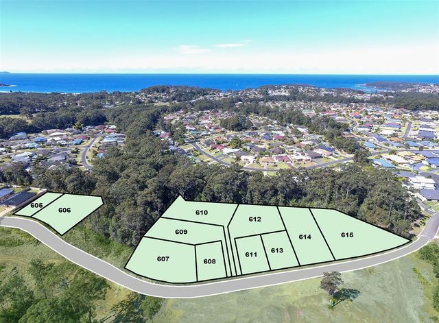 Lot 611 Brushbox Drive, Ulladulla NSW 2539
