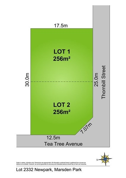 Lot 2332 Newpark, Marsden Park NSW 2765