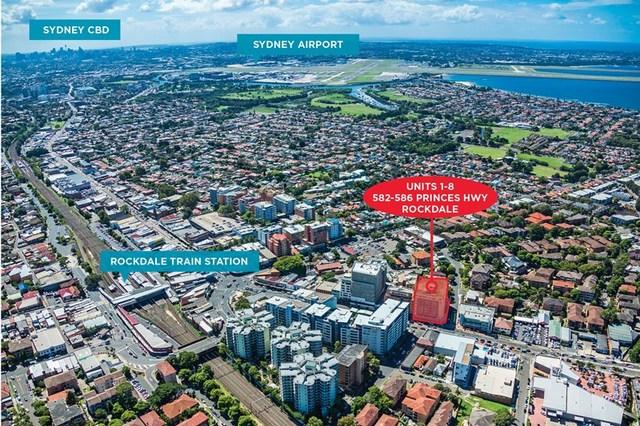 1-8/582-586 Princes Highway, Rockdale NSW 2216